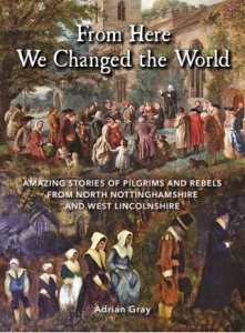 From Here We Changed The World Book Cover