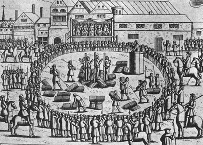 Anne Askew Execution