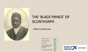 The Black Prince of Scunthorpe