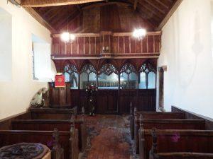 Coates interior